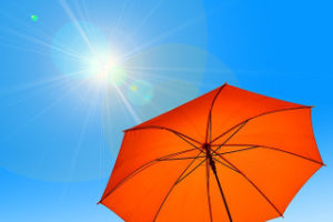 How to prevent acne-avoid sun exposure
